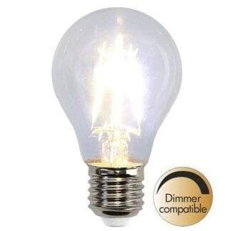ILLUMINATION NORMAL LED KLAR 400LM E27 2700K 4W DIMBAR