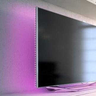 STRIPLIGHT TV USB 2X50 CM RGB M/REMOTE