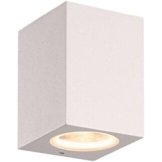 Ume utelampe vegg hvit, IP65