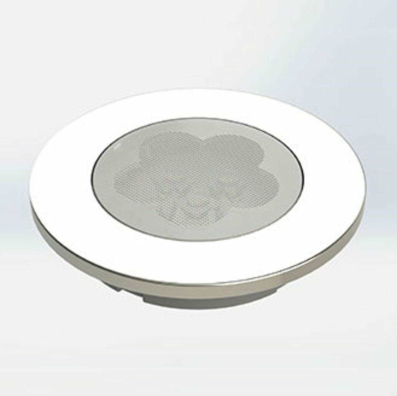 ID-LED 12V møbelspot for 55mm utfresing eller påbygg
